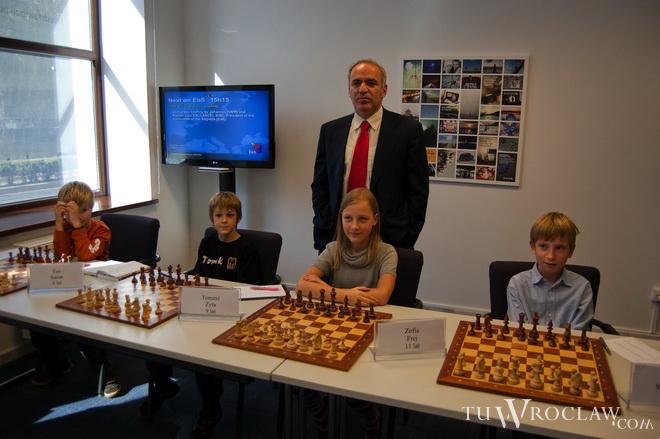 Wilanowski, Frej, Kasparow, Żyła.