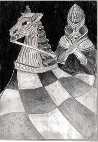 KRÓLEWSKA GRA SZACHY Kinga Dulińska