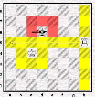 8...Kc6-d6 9.Wh5-a5