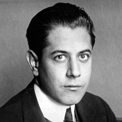 Jose Raul Capablanca.