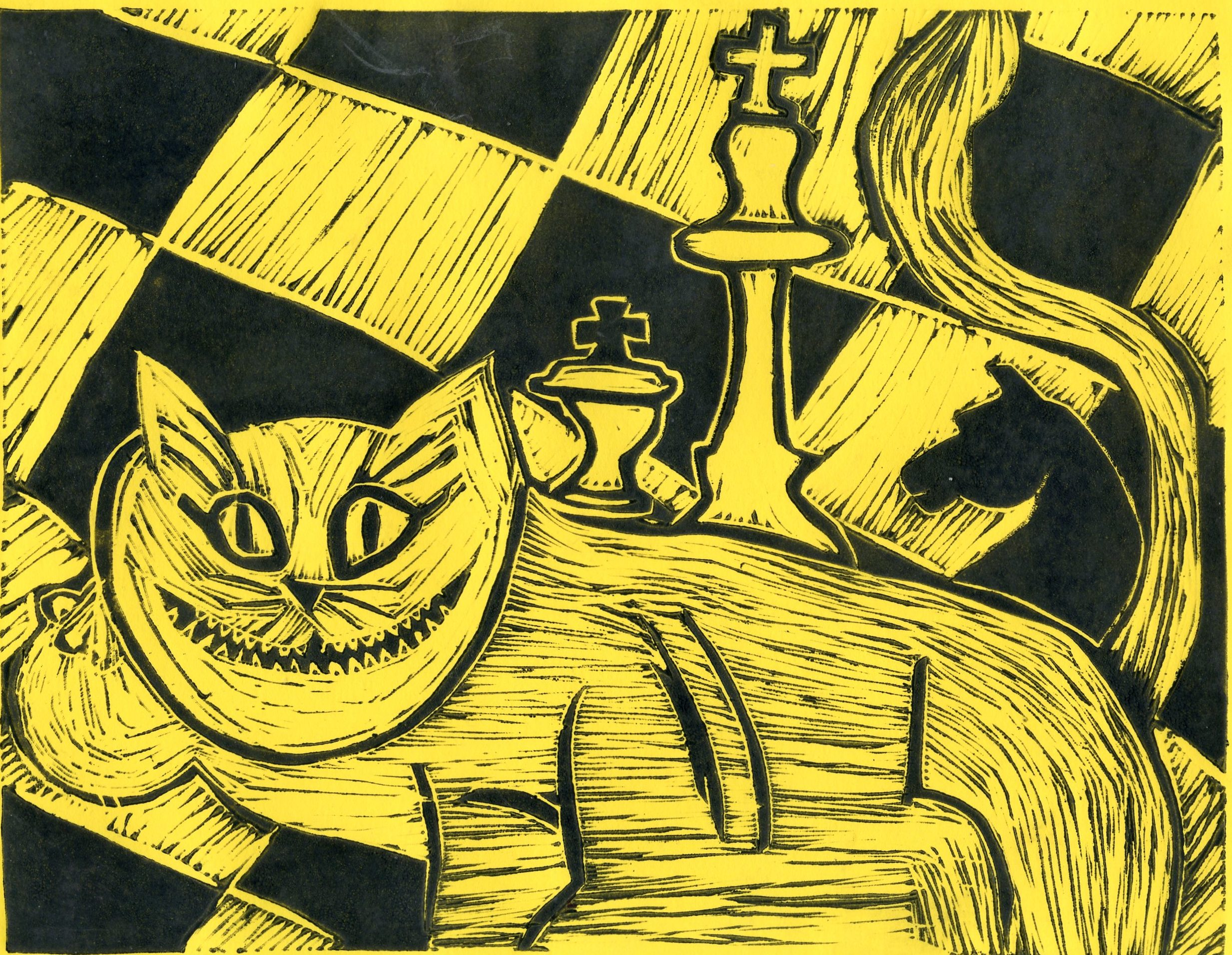Rysunek - Wiktoria Wira.