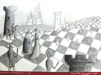 KRÓLEWSKA GRA SZACHY, Natalia Stankiewicz