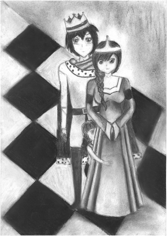 Rysunek - Małgorzata Krej.