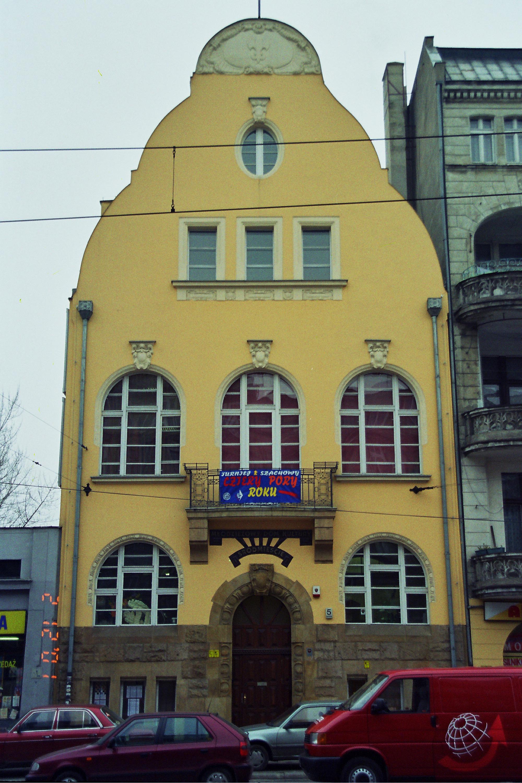 MDK Sródmieście Wrocław fot. Wojciech Zawadzki