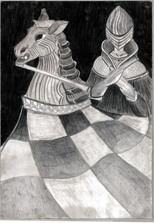 Rysunek - Kinga Dulińska.