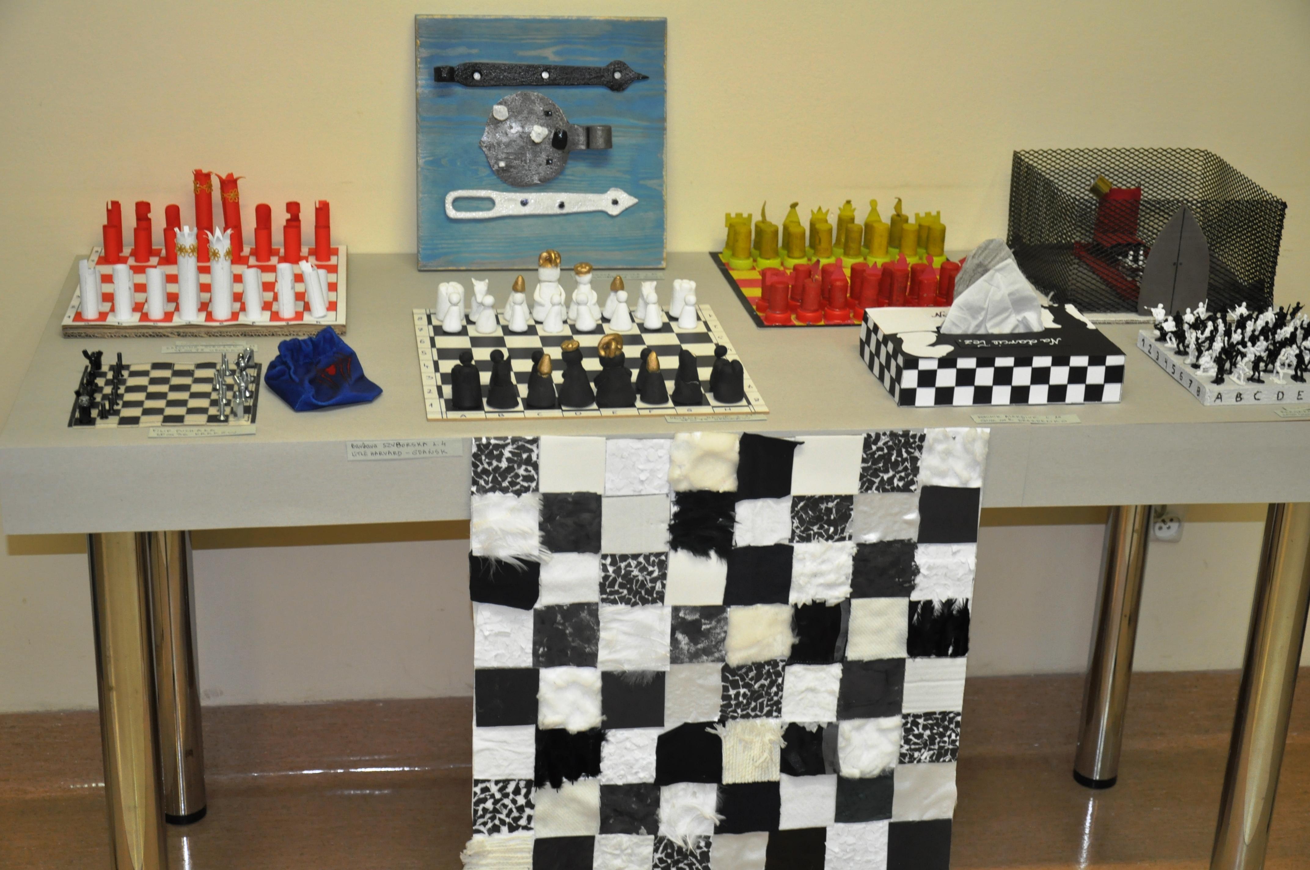 królewska gra szachy