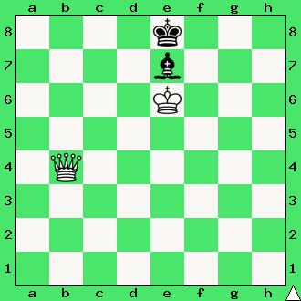 mat w 1 posunięciu, matowanie hetmanem, bicie, apronus, diagram, interaktywny podręcznik szachowy, taktyka szachowa, lekcje szachowe, nauka gry w szachy dla dzieci, zadanie, podstawy szachów,