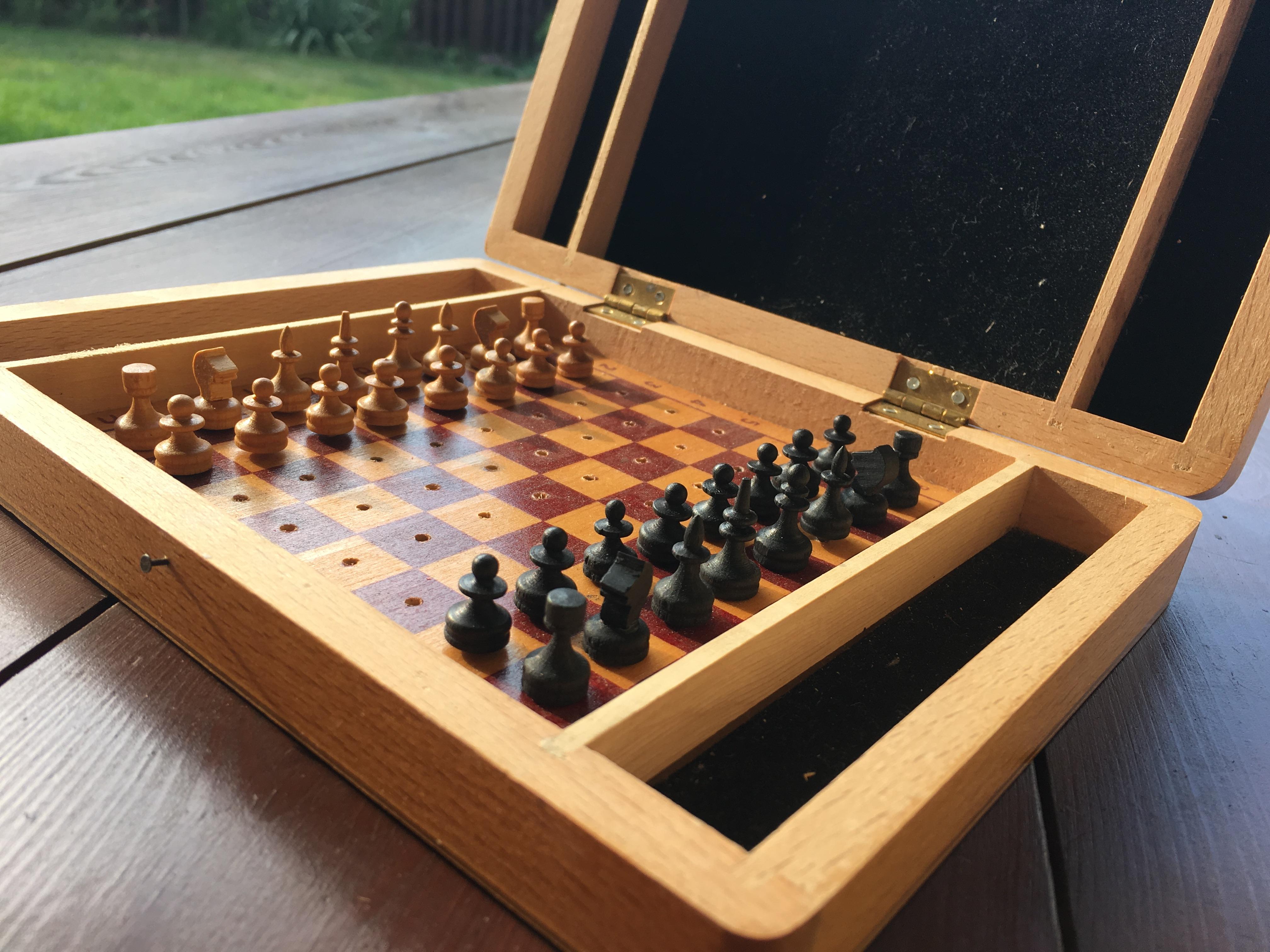 Zdjęcie - Natalia Bednarczyk. szachy