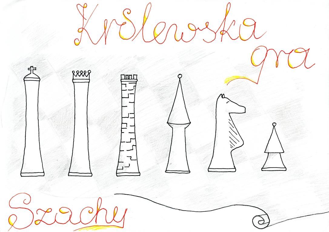 Rysunek - Zuzanna Wojtala.