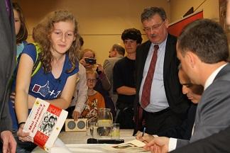 szachy, Wrocław, garri Kasparow, 2012, Tomasz Sielicki, Michał Dzikowski, Joanna Korpalska, Krzysztof Kraszewski, Dominik Kulaś,