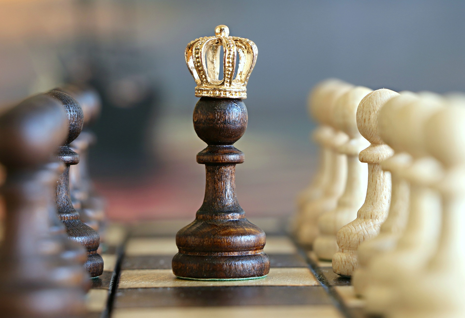 szachy pionek pionki pion piony promocja
