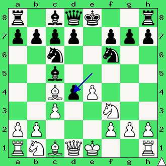 szachy, Swiesznikow, Jewgienij, Zawadzka, Jolanta, AIG Life rapid, Warszawa, 18.12.2005.