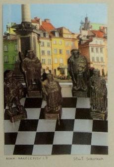 KRÓLEWSKA GRA SZACHY, Adam Małolepszy, Interaktywny Podręcznik Szachowy,