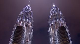 Petronas Twin Towers, Kuala Lumpur,