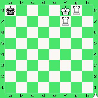 szachy, dwie wieże, matowanie dwiema wieżami, mat w 1 ruchu, apronus, interaktywny podręcznik szachowy,