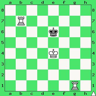 szachy, interaktywny podręcznik szachowy, apronus, dwie wieże, matowanie dwiema wieżami, szachownica,