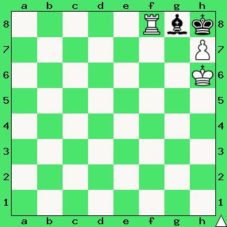 szachy, mat w 1 ruchu, interaktywny podręcznik szachowy, kilka rozwiązań, wieża z pionami, apronus,