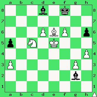 interaktywny podręcznik szachowy, mat w 2 ruchach, matowanie gońcem i skoczkiem, lekcje szachowe dla początkujących, nauka szachów dla dzieci, apronus,
