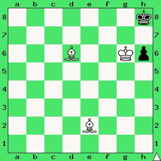 mat w 2 ruchach, szachy dla początkujących, interaktywny podręcznik szachowy, rozwiązanie zadania szachowego, nauka gry w szachy dla dzieci, lekcje szachowe, matowanie parą gońców, uczymy się szachów, daj mata w dwóch posunięciach, apronus,