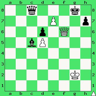 studium, wygrana, diagram, apronus, interaktywny podręcznik szachowy, piękno w szachach, szachowa estetyka, zadanie szachowe, rozwiązanie zadania szachowego, nauka szachów, szachy dla początkujących, hetman, piony,