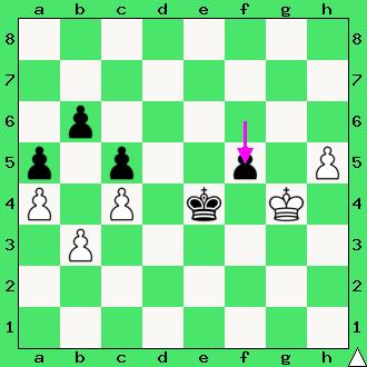 Ćwiczenia, interaktywny podręcznik szachowy, apronus, diagram, końcówka pionowa, szachy dla dzieci, lekcje szachów, partia szachowa, król, pionki, hetman, promocja,