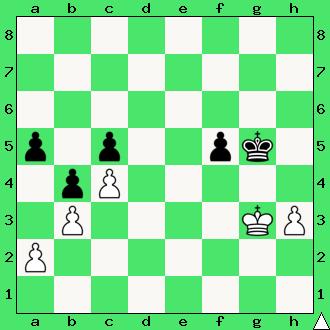Patrick Gajdamowicz, Krzysztof Dziadkowiec, ćwiczenia, interaktywny podręcznik szachowy, apronus, diagram, końcówka pionowa, szachy dla dzieci, lekcje szachów, partia szachowa, król, pionki, hetman, promocja,