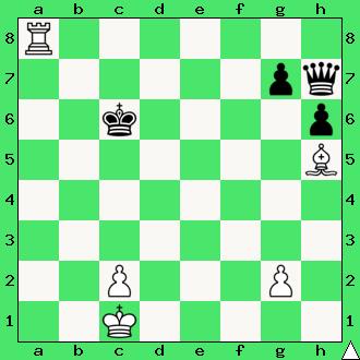 henri rinck, 1903, studium, wygrana, dominacja, białe wygrywają, lekcje szachowe, nauka szachów, diagram, szachownica, apronus, interaktywny podręcznik szachowy, król, goniec, wieża, hetman, szpila,