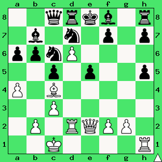 apronus, mat szewski, białe dają mata w 2 posunięciach, diagram, szachownica, zapis pełny, notacja pełna, bicie, hetman, goniec, król, pionek, interaktywny podręcznik szachowy, nauka gry w szachy dla dzieci, lekcje szachowe, przewaga przestrzeni, forsowna gra, matowy atak,