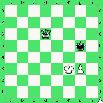 hetman, matowanie hetmanem, pion, pionek, daj mata w 2 ruchach, mat w dwóch posunięciach, zadanie, zadania szachowe, diagram, apronus, interaktywny podręcznik szachowy, król, lekcje szachów, nauka gry w szachy dla dzieci, epodrecznik