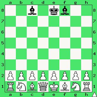 realizacja przewagi materialnej, wykorzystaj przewagę, gra z komputerem, interaktywny podręcznik szachowy, apronus, diagram, para gońców, dwa skoczki, ćwiczenie, lekcje szachowe, szachy dla dzieci,