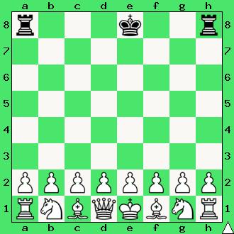 realizacja przewagi materialnej, wykorzystaj przewagę, gra z komputerem, interaktywny podręcznik szachowy, apronus, diagram, para wież, dwie wieże, roszada, ćwiczenie, lekcje szachowe, szachy dla dzieci,