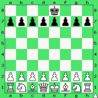 realizacja przewagi materialnej, wykorzystaj przewagę, gra z komputerem, interaktywny podręcznik szachowy, apronus, diagram, pionki, pion, król, ćwiczenie, lekcje szachowe, szachy dla dzieci,