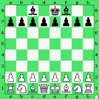 realizacja przewagi materialnej, wykorzystaj przewagę, gra z komputerem, interaktywny podręcznik szachowy, apronus, diagram, para gońców, dwa gońce, pionki, pion, król, ćwiczenie, lekcje szachowe, szachy dla dzieci,