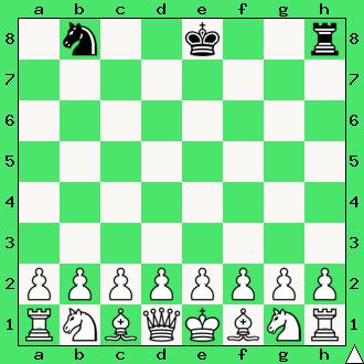 realizacja przewagi materialnej, wykorzystaj przewagę, gra z komputerem, interaktywny podręcznik szachowy, apronus, diagram, wieża, skoczek, król, ćwiczenie, lekcje szachowe, szachy dla dzieci,