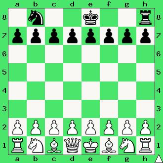 realizacja przewagi materialnej, wykorzystaj przewagę, gra z komputerem, interaktywny podręcznik szachowy, apronus, diagram, wieża, skoczek, piony, król, ćwiczenie, lekcje szachowe, szachy dla dzieci,