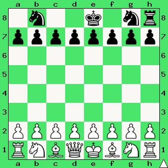 realizacja przewagi materialnej, wykorzystaj przewagę, gra z komputerem, interaktywny podręcznik szachowy, apronus, diagram, wieża, dwa skoczki, piony, król, ćwiczenie, lekcje szachowe, szachy dla dzieci,
