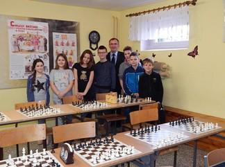 Koło szachowe, Szkoła Podstawowa nr 3 im. Polskich Olimpijczyków w Nowogardzie,