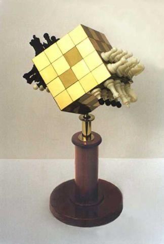 Chess Cubic, szachy sześcienne, warianty szachów,