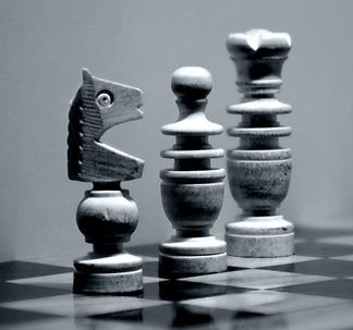 pixabay, skoczek, goniec, król, bierki szachowe, interaktywny podręcznik szachowy, epodrecznik, szachy dla dzieci,