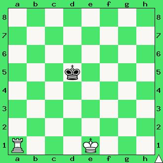 matowanie królem i wieżą, król, wieża, reguła 50 posunięć, 50 ruchów bez bicia i bez ruchu pionem, interaktywny podręcznik szachowy, apronus, diagram, szachownica, epodrecznik, szachy dla dzieci, nauka szachów, przepisy szachowe,