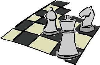szachy, król, goniec, skoczek, figury, bierki szachowe,
