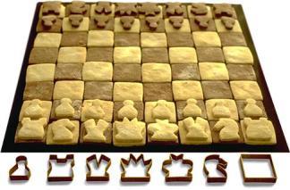 edible chess moduls