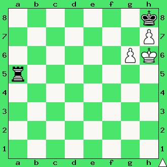 białe dają mata w 1 posunięciu, diagram, apronus, interaktywny podręcznik szachowy, lekcje szachowe dla dzieci, pion, pionek, matowanie pionkami,