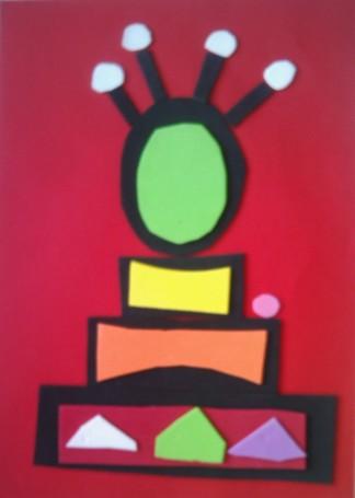 konkurs plastyczny, bajkowy świat szachów, miesięcznik mat, edukacja przez szachy w szkole, polski związek szachowy, rysunek, praca plastyczna, kurs interaktywny szachydzieciom.pl, bierka szachowa,