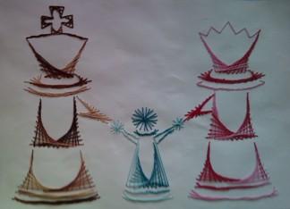 konkurs plastyczny, bajkowy świat szachów, miesięcznik mat, edukacja przez szachy w szkole, polski związek szachowy, rysunek, praca plastyczna, kurs interaktywny szachydzieciom.pl, bierki szachowe, król, hetman, pionek,