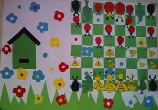 konkurs plastyczny, bajkowy świat szachów, miesięcznik mat, edukacja przez szachy w szkole, polski związek szachowy, rysunek, praca plastyczna, kurs interaktywny szachydzieciom.pl, szachownica, bierki szachowe, partia szachowa, ul, kwiatki, pszczółki, biedronki, koniki polne, chrząszcze,
