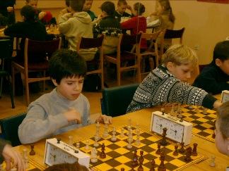 Mateusz Dobrowolski, Leszek Kawecki, MDK Śródmieście Wrocław, 6.03.2004.