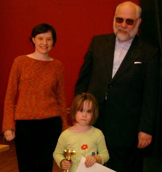 Jolanta Zawadzka, Judyta Lachowicz, Wojciech Zawadzki, MDK Śródmieście Wrocław, 17.05.2003.