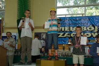 Damian Śliwicki, Jan Krzysztof Duda, Przemysław Piotrowski, Koszalin, 2009.
