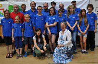 Ekipa MUKS MDK Śródmieście Wrocław, Mistrzostwa Polski Juniorów w szachach szybkich i błyskawicznych, Olsztyn, 1-4.08.2013.